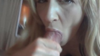Blowjob amatoriale