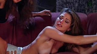 Bondage lesbo