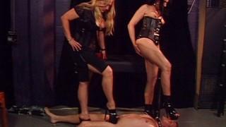 Video trans bondage